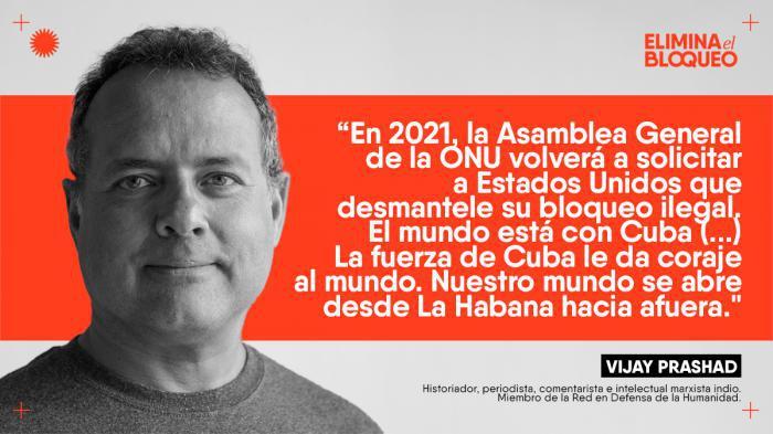 Intellektuelle und Aktivisten gegen die Blockade