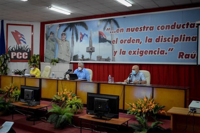 PCC in Villa Clara und Cienfuegos