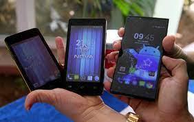 kubanisches Mobiltelefon