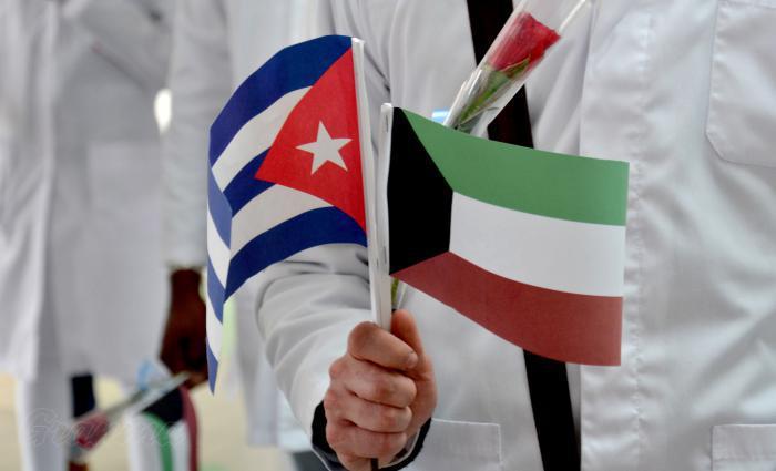 Kuba- Kuweit