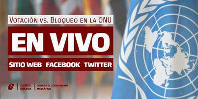 UNO: Abstimmung gegen die Blockade