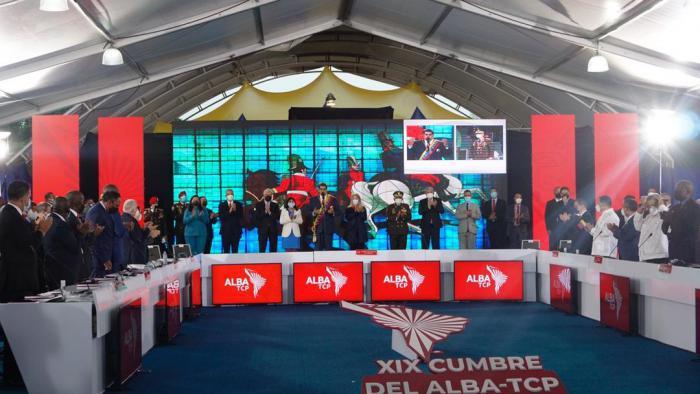 XIX. Gipfel der Bolivarischen Allianz ALBA