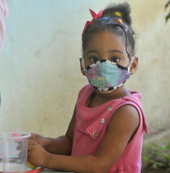 Klinische Studie von Soberana-Pädiatrie