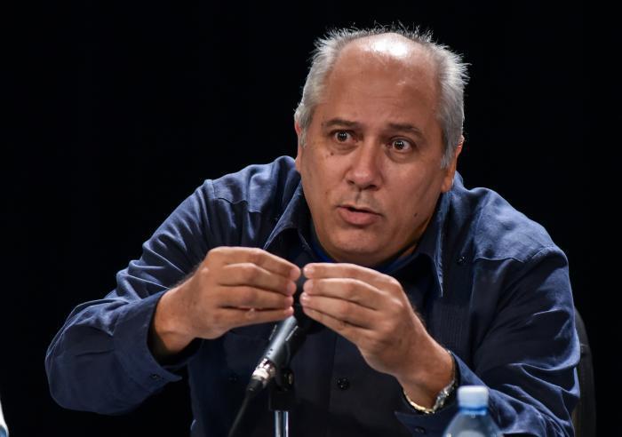 Minister für Kultur Alpidio Alonso