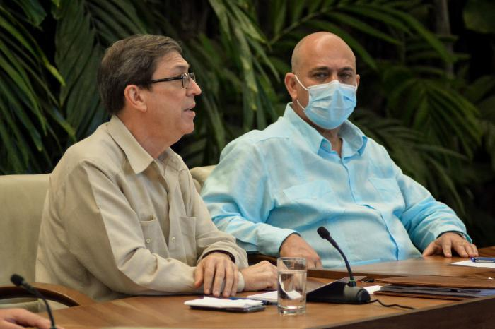 kubanischer Außenminister