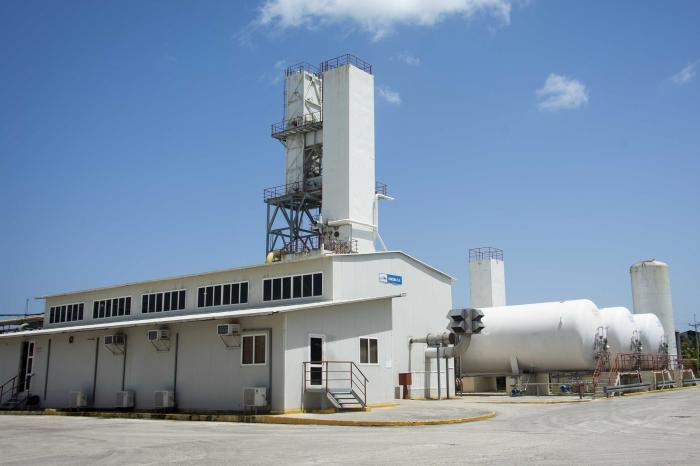 Fabrik für medizinischen Sauerstoffs