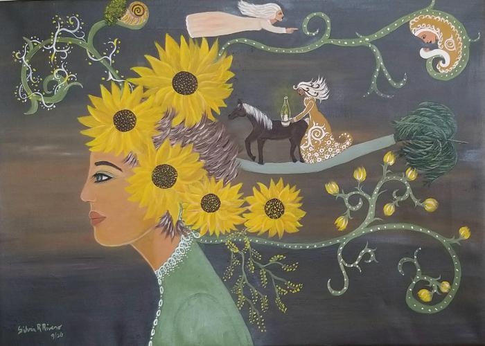 Obra de Silvia Rodriguez Rivero