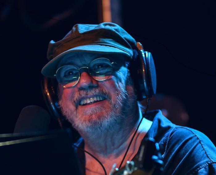 Liedermacher Silvio Rodríguez