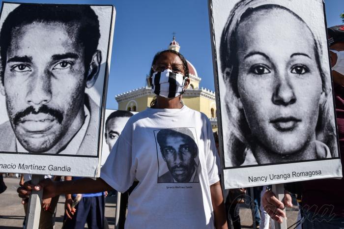 Gedenken in Havanna an die Opfer des Staatsterrorismus