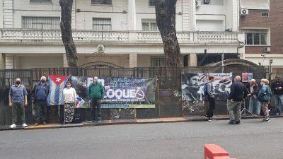 Kubanische Botschaft in Buenos Aires